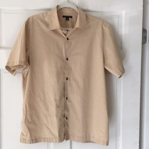 Like New Banana Republic Button Down Short Sleeve